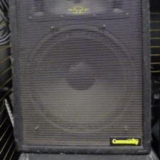 COMMUNITY CSX-52 S2 - Great Condition! Speaker PRO SOUND LIVE U28104 sub image