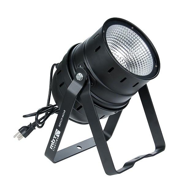 1cc2bb67969e MBT Lighting Cobra Par 56 LED 60W Beam Light DMX Stage Light - Black Housing
