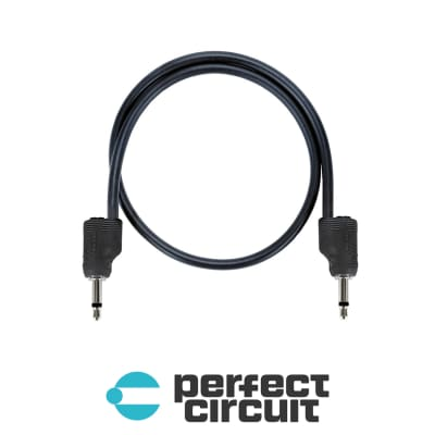 "Tiptop Audio Stackcable BLACK (90CM - 36"")"