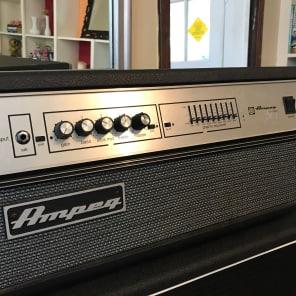 Ampeg SVT-350AV 50th Anniversary 350-Watt Solid State Bass Amp Head 1999