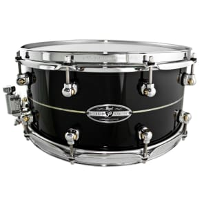 "Pearl HEK1465 Hybrid Exotic 14x6.5"" Kapur/Fiberglass Snare Drum"