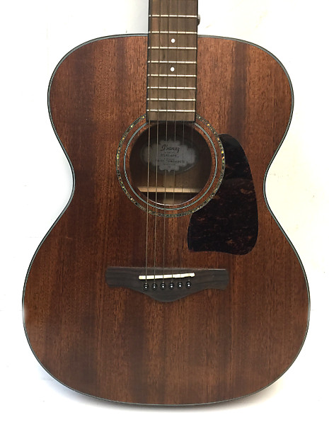 ibanez guitar acoustic ac240 opn gcpawn reverb. Black Bedroom Furniture Sets. Home Design Ideas