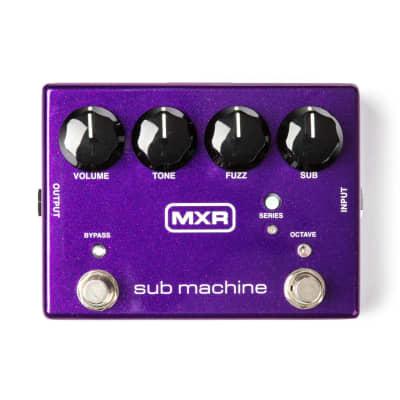 MXR M225 Sub Machine Octave Fuzz Pedal for sale