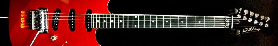 Hot Rod 6 Strings
