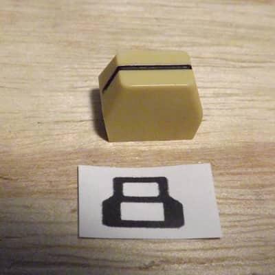 Korg DW 6000 parts / slider knob
