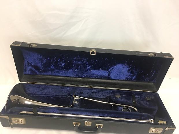 king tempo trombone specs