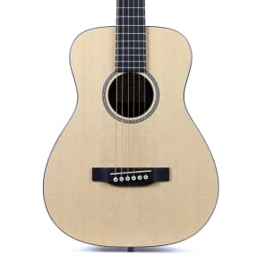 Brand New Martin LXME Acoustic Electric Travel Guitar Natural