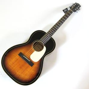 Silvertone Parlor Acoustic Guitar - Vintage Sunburst for sale