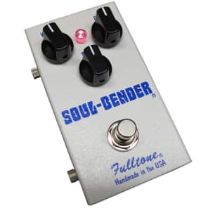 Fulltone Soul Bender Fuzz Pedal