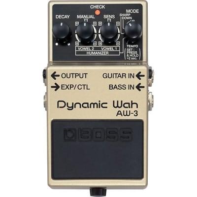 Boss Dynamic Wah for sale