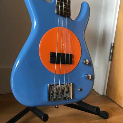 Fleabass Model 32 Blue/Orange (Water) for sale