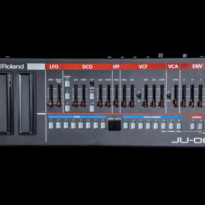 Roland Boutique Series JU-06 Sound Module