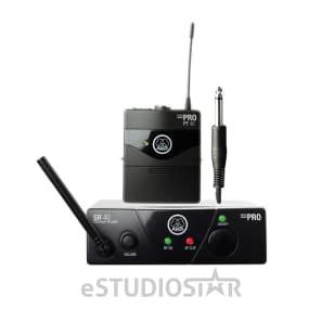 AKG WMS 40 PRO Mini Instrumental Wireless System BAND C  - Open Box, Return