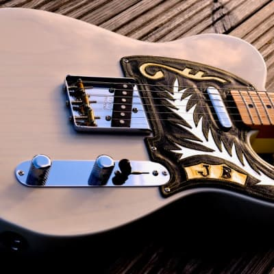 Fender Custom Shop JIMMY BRYANT TELECASTER  rare collectors item for sale
