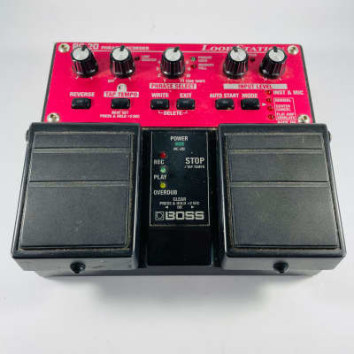 Boss RC-20 Loop Station Pedal *Sustainably Shipped*