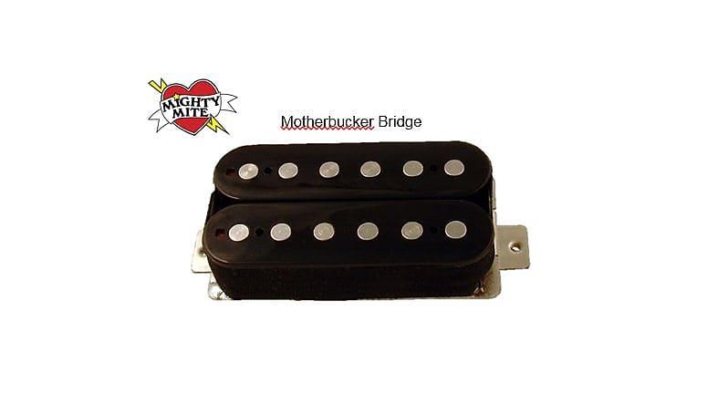 mighty mite usa humbucker bridge pickup mm 1400 b reverb. Black Bedroom Furniture Sets. Home Design Ideas