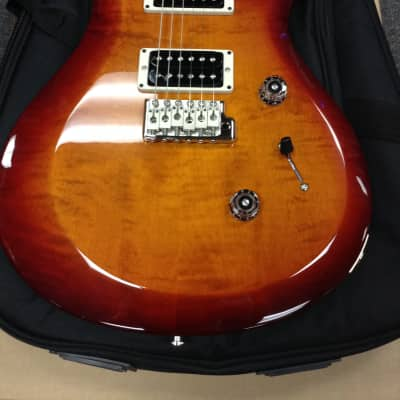 Just-In! Paul Reed Smith S2 Custom 24 in Dark Cherry Sunburst! Free Shipping!