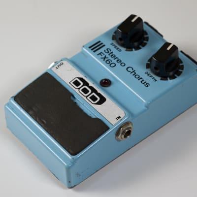 DOD Stereo Chorus FX60 1982 for sale