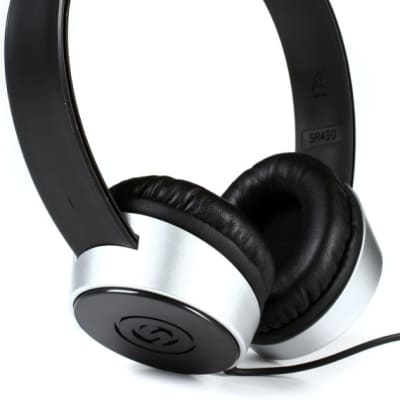 Samson SR450 SR Series On-ear Closed-back Headphones