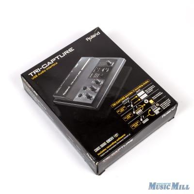 Roland Tri Capture USB Audio Interface USED