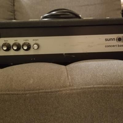 Sunn Concert Bass Head for sale