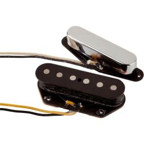 Genuine Fender Original Vintage Tele Telecaster Pickups Set - 099-2119-000