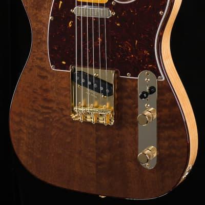 Fender Rarities Red Mahogany Top Telecaster (650)