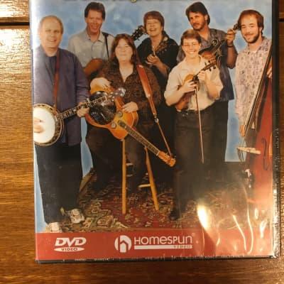 Homespun Video Intermediate Bluegrass Jamming