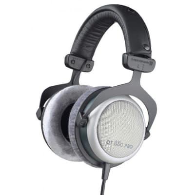 Beyerdynamic DT880 Pro - Semi-open dynamic headphone (5-35,000Hz)