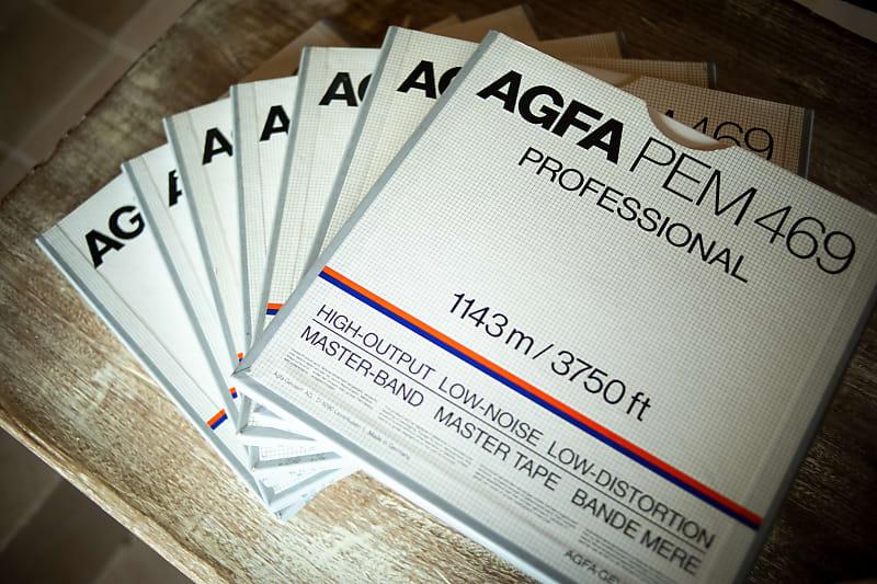 Agfa PEM 469 Professional | Elisabetta's Gear Garage