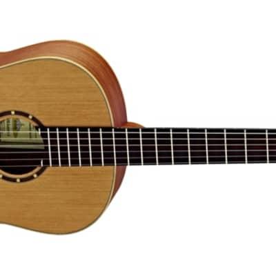 Ortega Family Series Satin Acoustic Guitar Cedar for sale