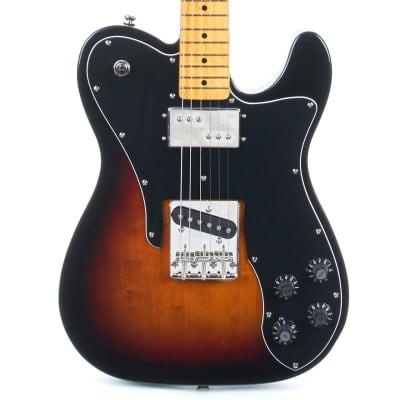 Fender Squier Classic Vibe '70s Telecaster Custom Maple - 3 Color Sunburst