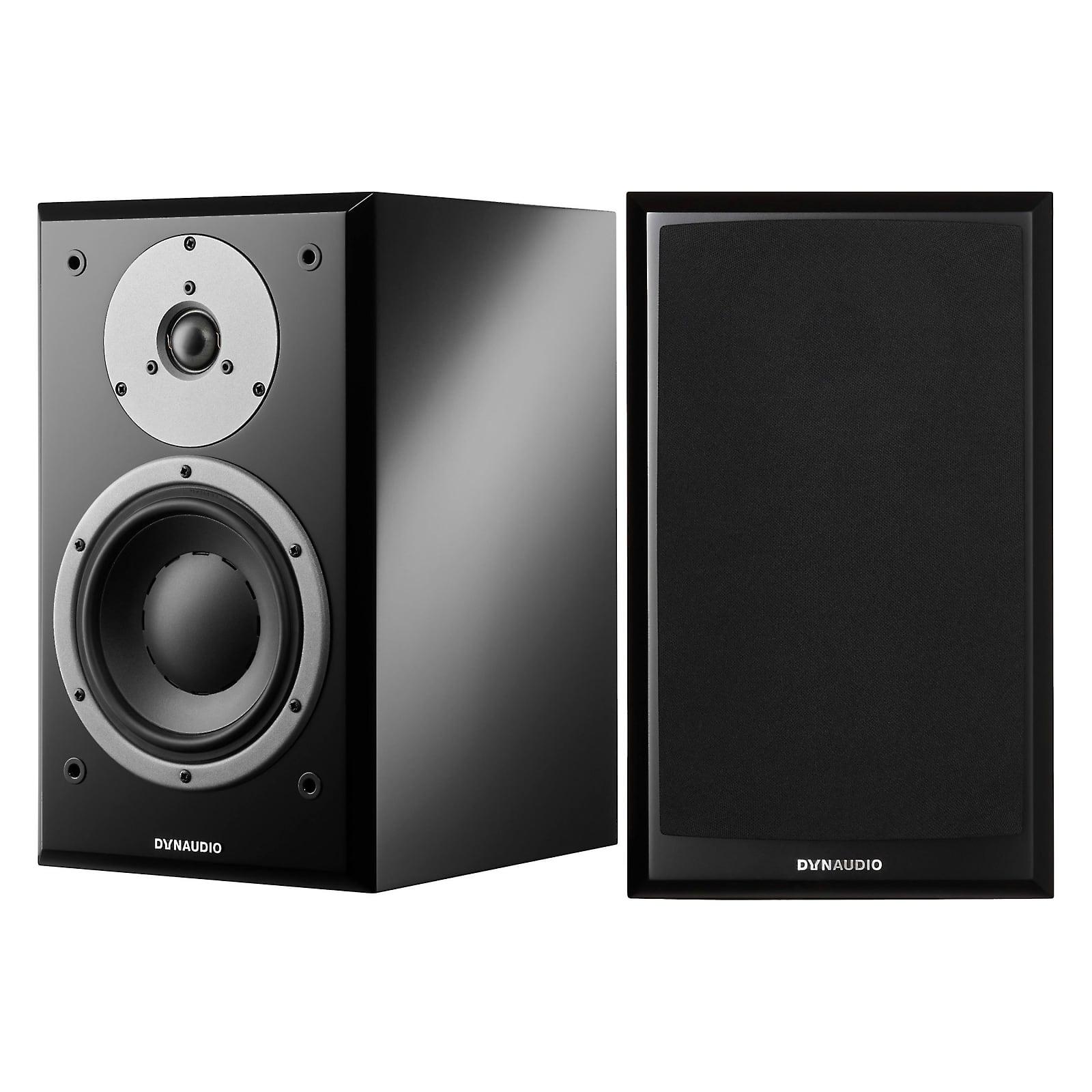 Uitgelezene Dynaudio Emit M20 Bookshelf Speaker Pair Black Satin LG-78