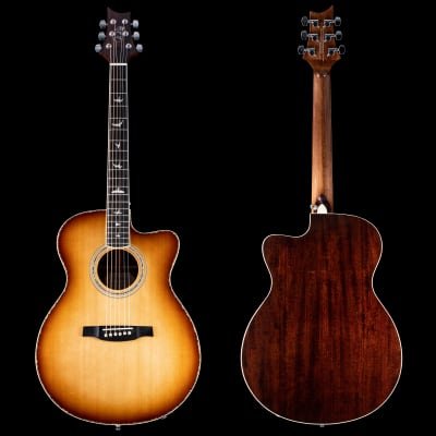 Paul Reed Smith SE A40E Solid Spruce/Ovangkol Angelus Cutaway with Fishman GT1 Electronics Natural 2018