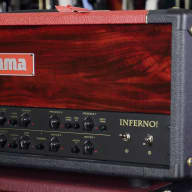 Panama Guitars Inferno 100 All-Tube Amplifier Head (4 Channel) UK (220-240V) DIRECT SHIP for sale