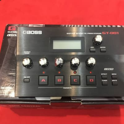 Boss GT-001 for sale