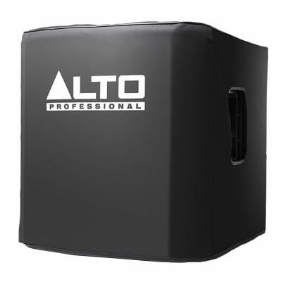 Alto TS215S Cover Padded Slip-On Cover for the Truesonic TS215S Subwoofer