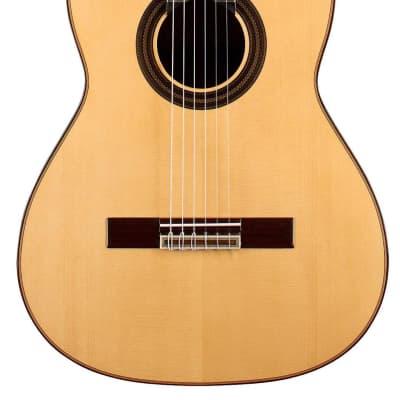 Teodoro Perez Estudio C-650 2021 Classical Guitar Spruce/Indian Rosewood for sale