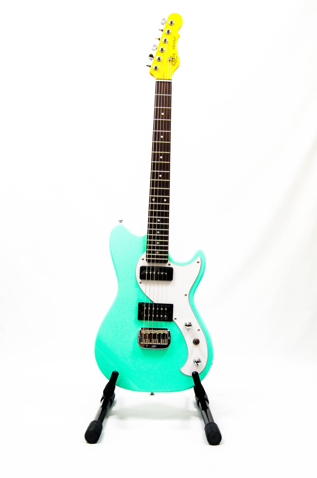 g l tribute series fallout mint green music village reverb. Black Bedroom Furniture Sets. Home Design Ideas