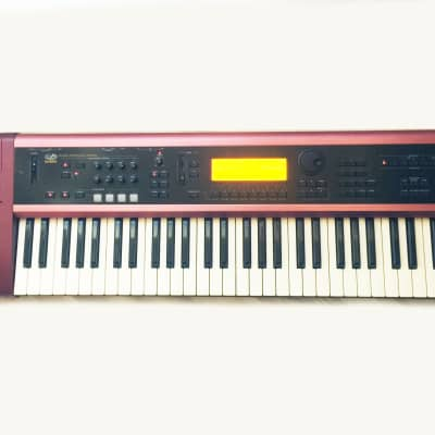KORG KARMA Synthesizer Workstation 61-Key Keyboard. Made in JAPAN. Works Perfect ! Sounds Great !