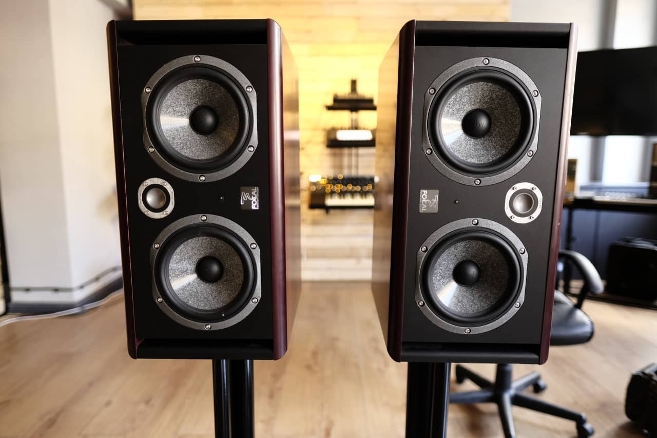 focal twin 6 be red giraffe audio reverb. Black Bedroom Furniture Sets. Home Design Ideas