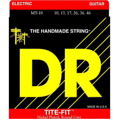 DR MT-10 Tite-Fit Medium Electric Guitar Strings