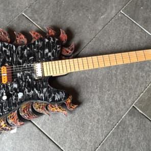 Bootleg Guitars Custom tele 2016 Custom Finish for sale