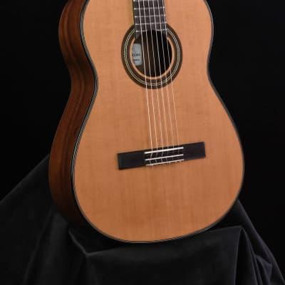 Romero Creations Classical Guitar- Cedar Top w/ Hard Case for sale