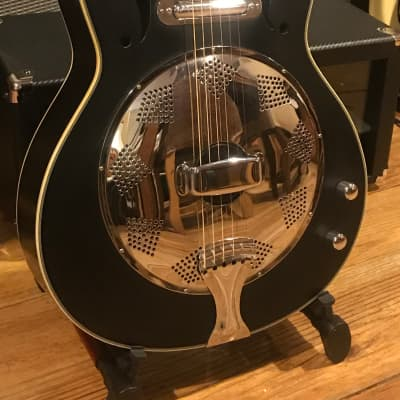 Ozark 3515 Electric Cutaway Resonator Guitar for sale