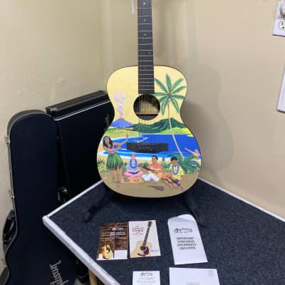 Martin Hawaiian X Acoustic 500 made 476/500 LE NOS for sale