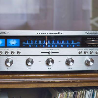 Marantz Model 2238 Stereophonic Receiver