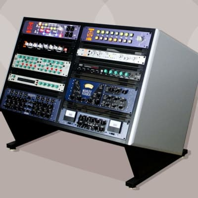 Sterling Modular Versa II Two Bay Rack