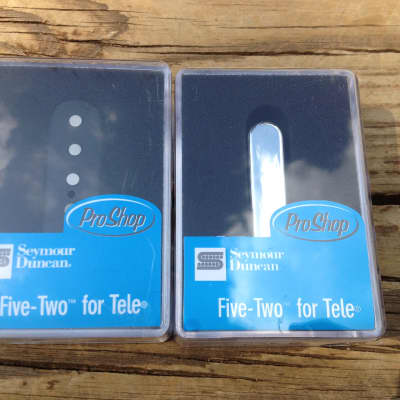 Seymour Duncan FIVE-TWO Telecaster Pickup Set
