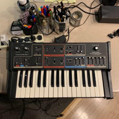 Moog Realistic Concertmate MG-1 1981